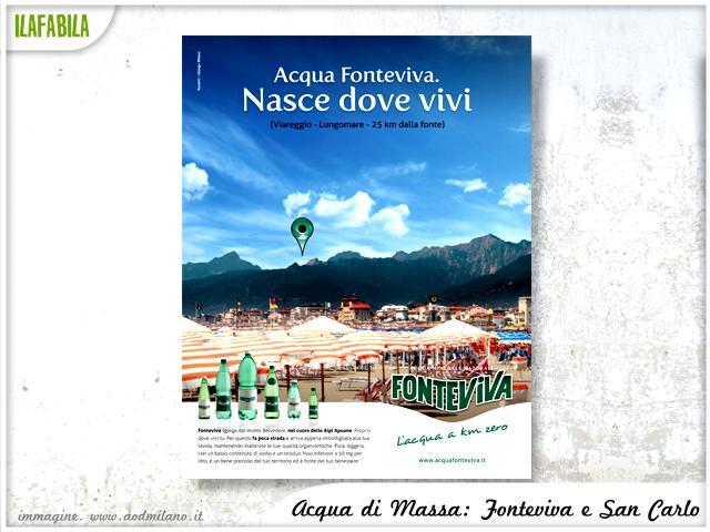Acqua di Massa: Fonteviva