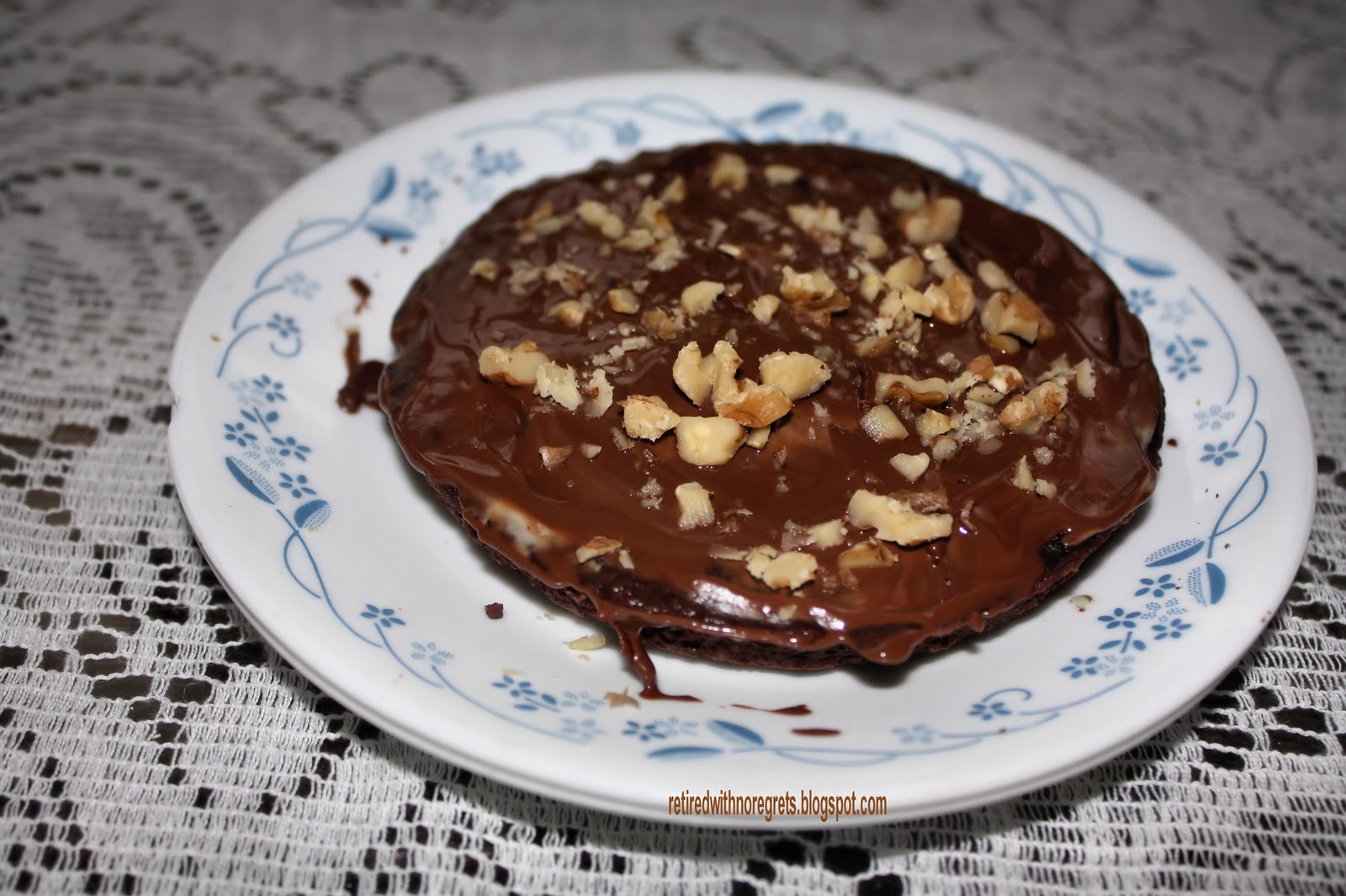Low Sodium Chocolate Cake Recipe