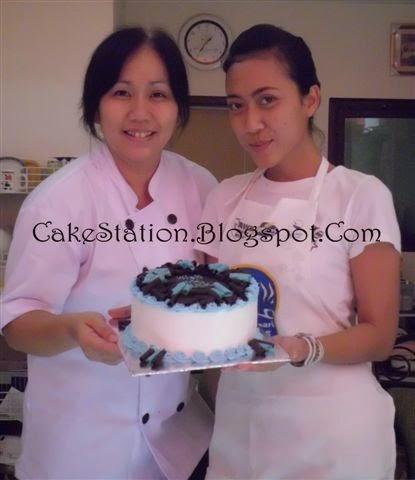Belajar Membuat Kue