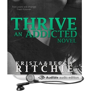 Pre-Order Thrive on Audible