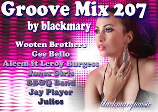 Groove Mix 207 - [by blackmary]28102012