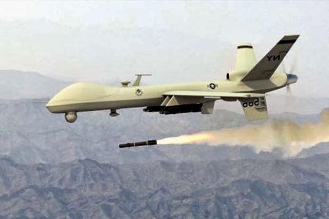 Sejak 2008, drone Amerika telah bunuh 2.227 orang di Pakistan