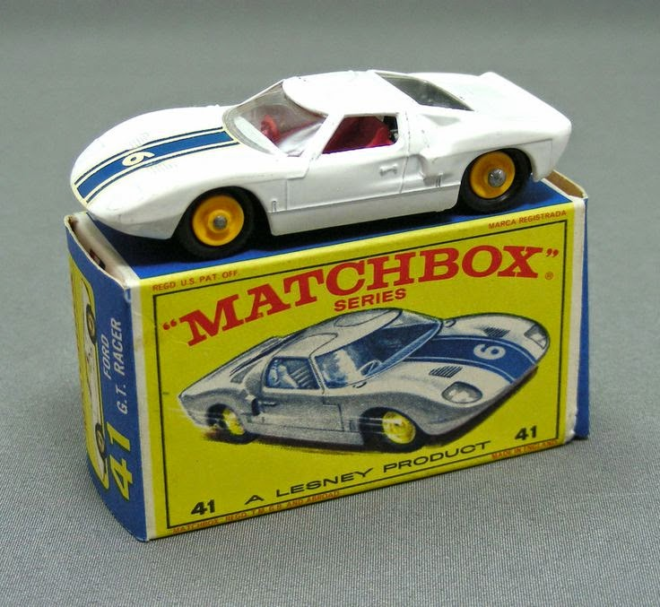 Matchbox Prices Of Old Cars