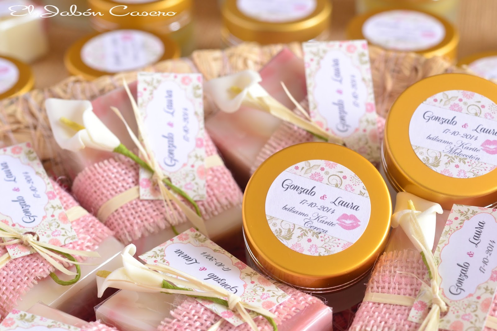 regalos naturales para bodas balsamos