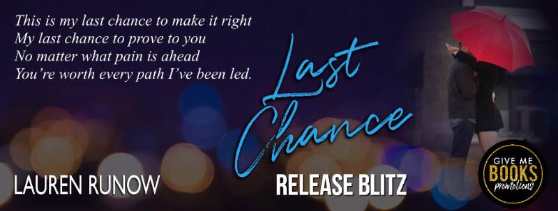 Last Chance Release Blitz