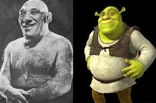 Maurice 'Shrek' Tillet