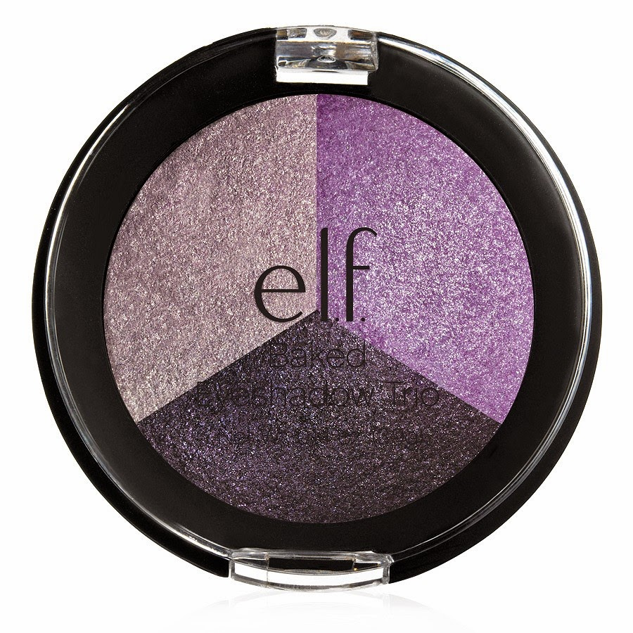 e.l.f.: Studio Baked Eyeshadow Trio, Limited Edition, Lavender Love