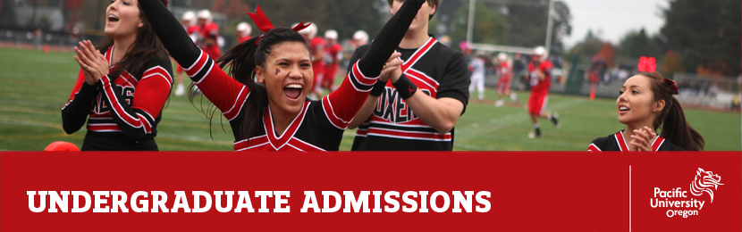 Pacific University Admissions