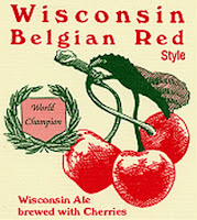 Wisconsin Belgian Red Logo