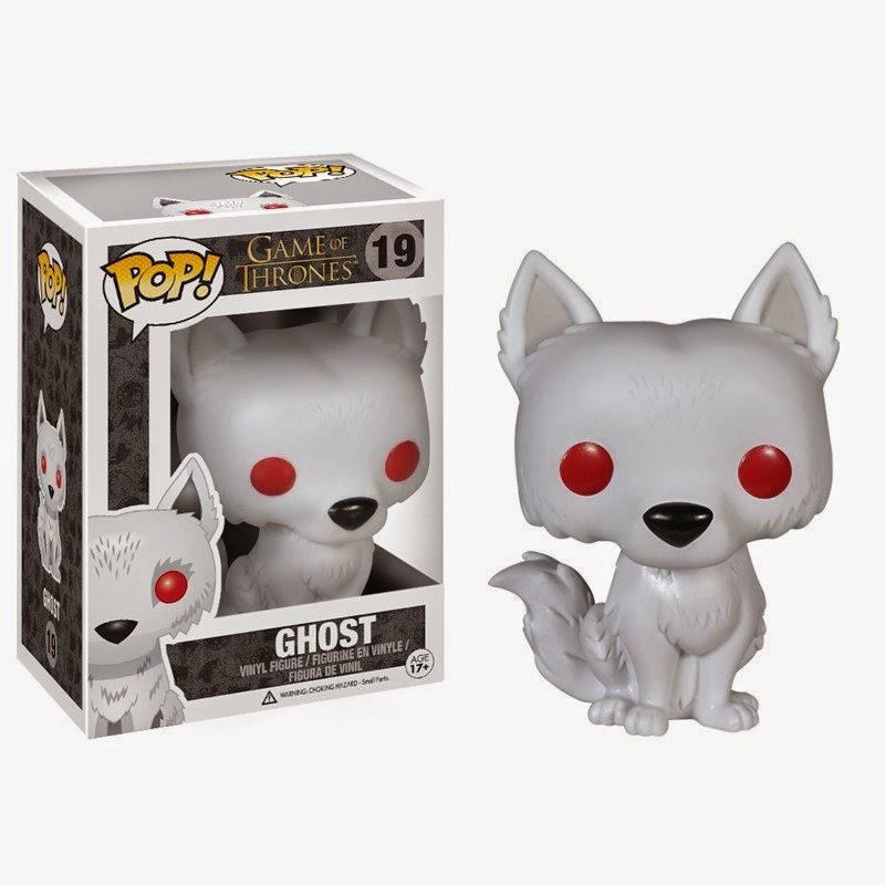 Funko Pop! Ghost