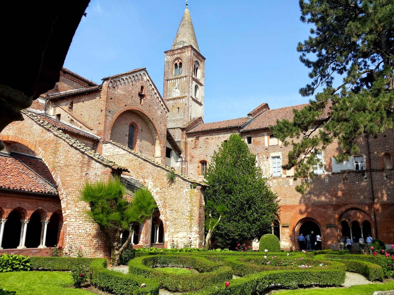 abbazia staffarda saluzzo