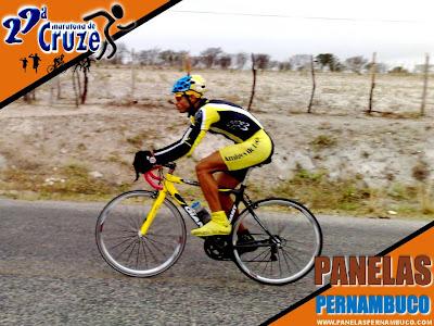 Ciclista Paulino Jose