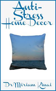 Anti Stress Home Decor uses color pictures and clear explanations to teach you five key interior decorating ingredients so that you can choose home decor accents that are appropriate for a relaxing home decoration theme.  This interior design book also contains practical examples showing you how to decorate a living room, bedroom and bathroom with an anti-stress home decor theme and make it five dimensional.