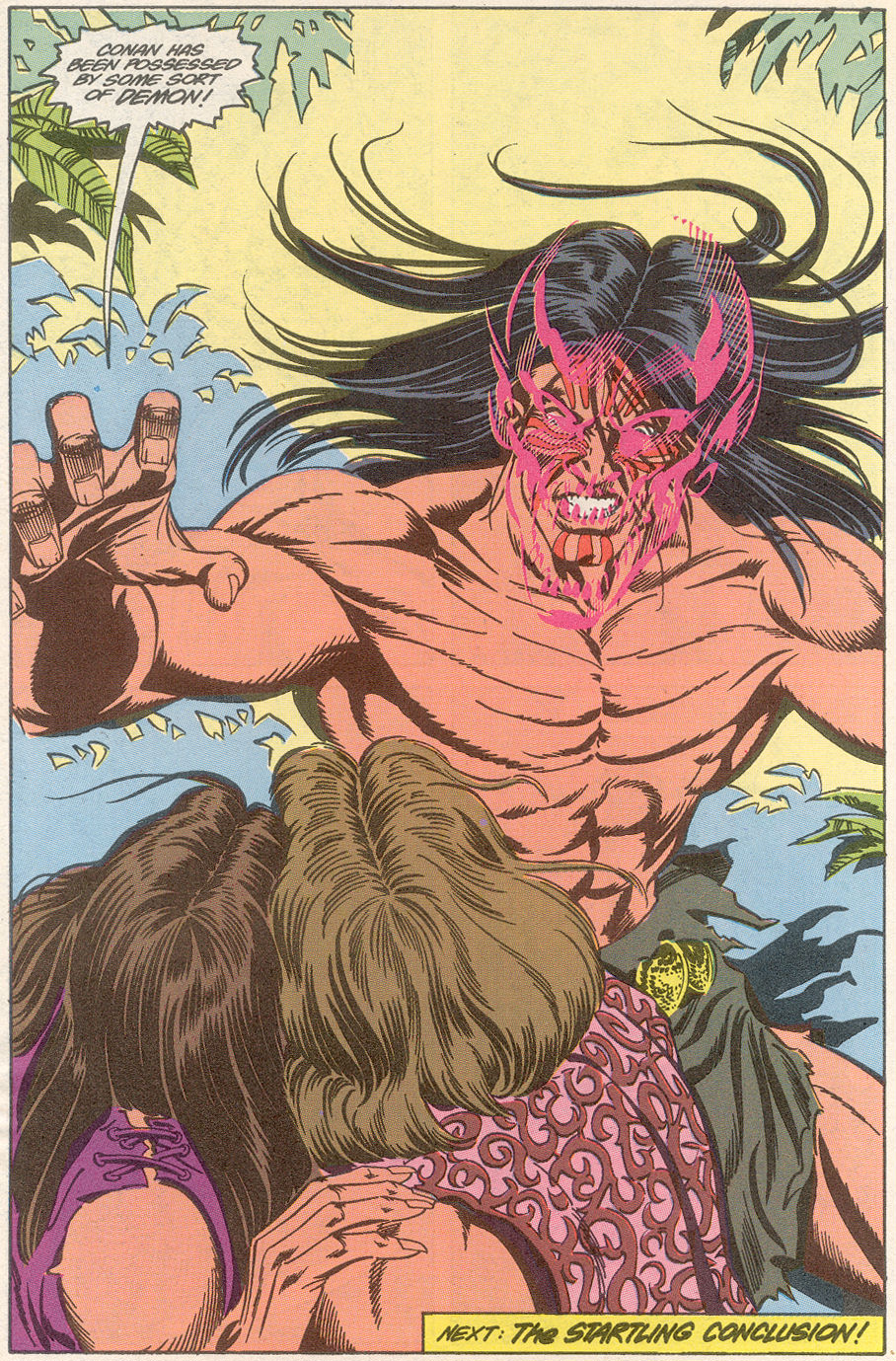 Conan the Barbarian (1970) Issue #239 #251 - English 23