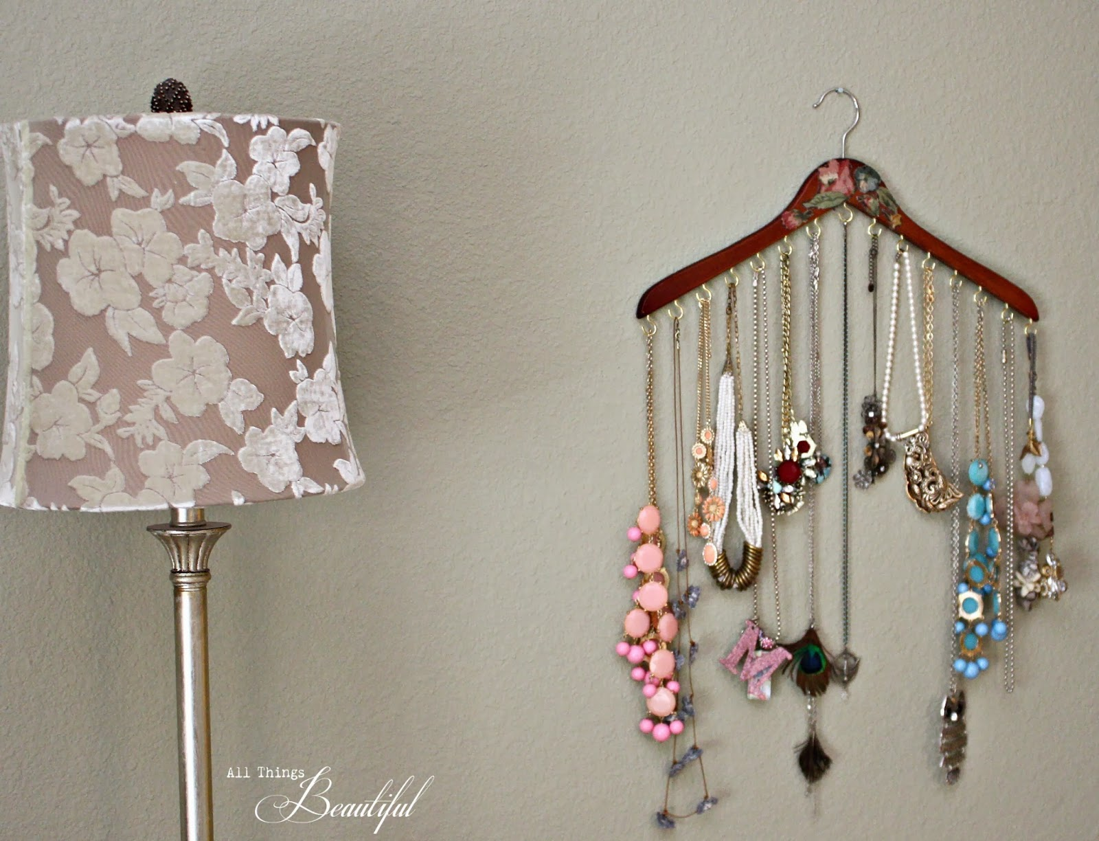 Operation Organization 2014 Jewelry Organization from All Things