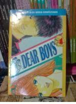 Komik Dear Boys I Bekas