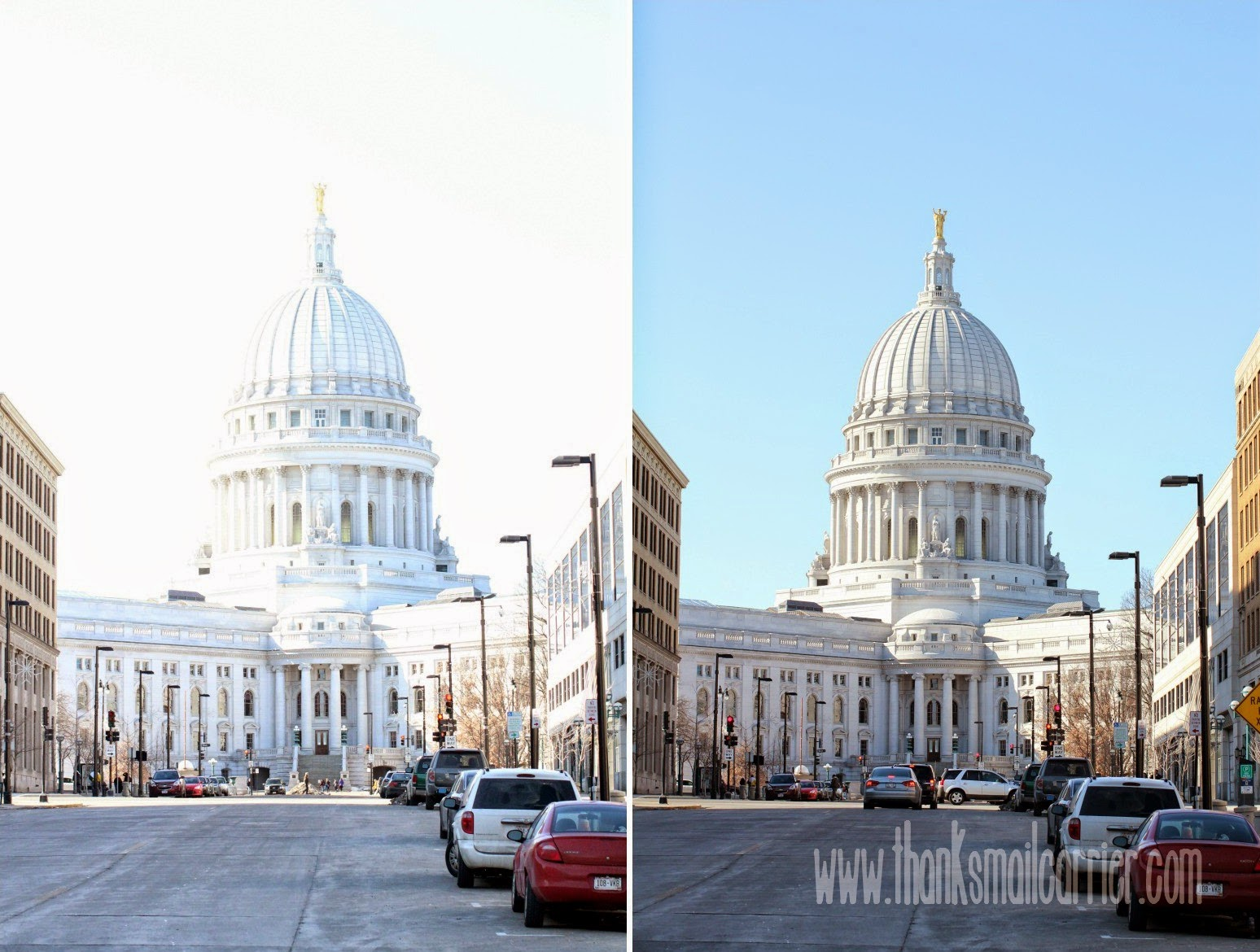 madison capitol building