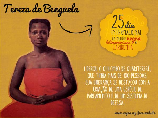 Tereza de Benguela