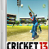 EA Sports Cricket 2013 Game Full Version For PC Free Download