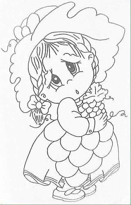 Becreative blog facebook stranica becreative - Dibujos para pintar en tela infantiles ...