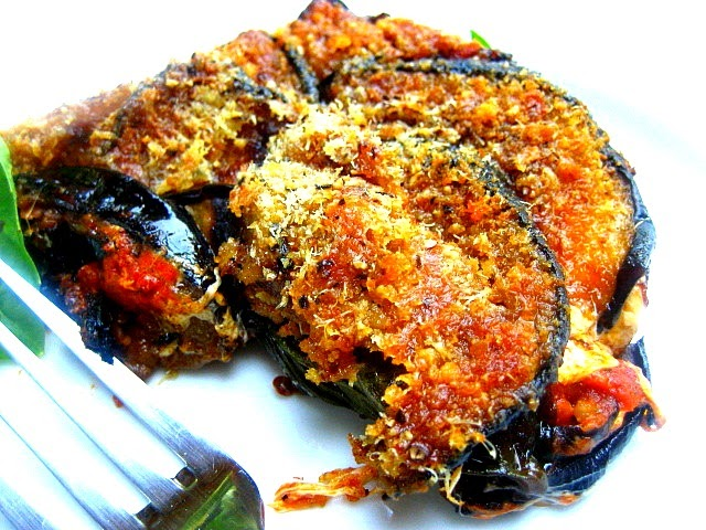 Stacey Snacks: First Day of Summer! Grilled Eggplant ...