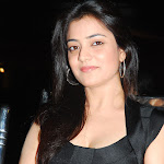 Hot South Indian Actress Nisha Agarwal Sexy In Black Dress