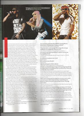 scans revista xxl entrevista a lil wayne