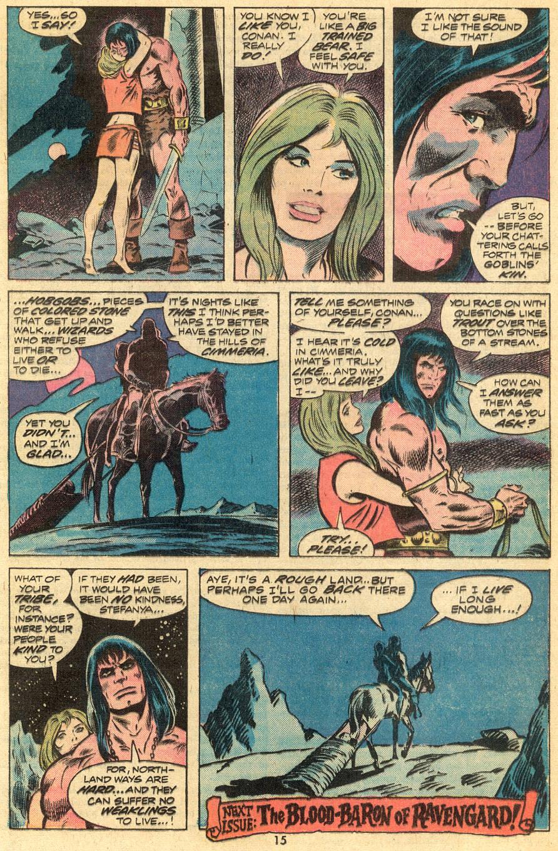 Conan the Barbarian (1970) Issue #47 #59 - English 10
