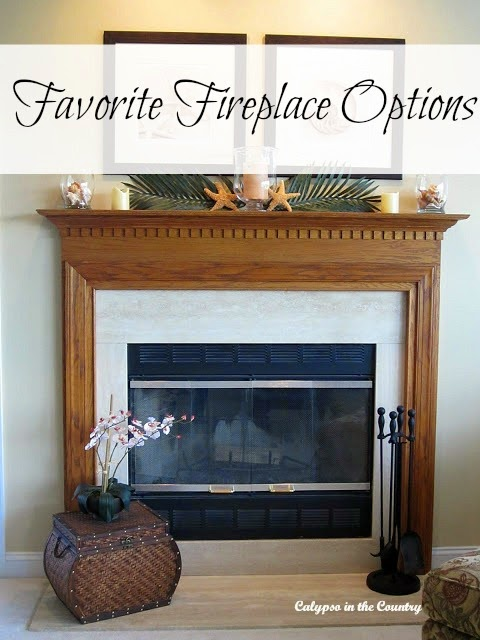 Favorite fireplace options