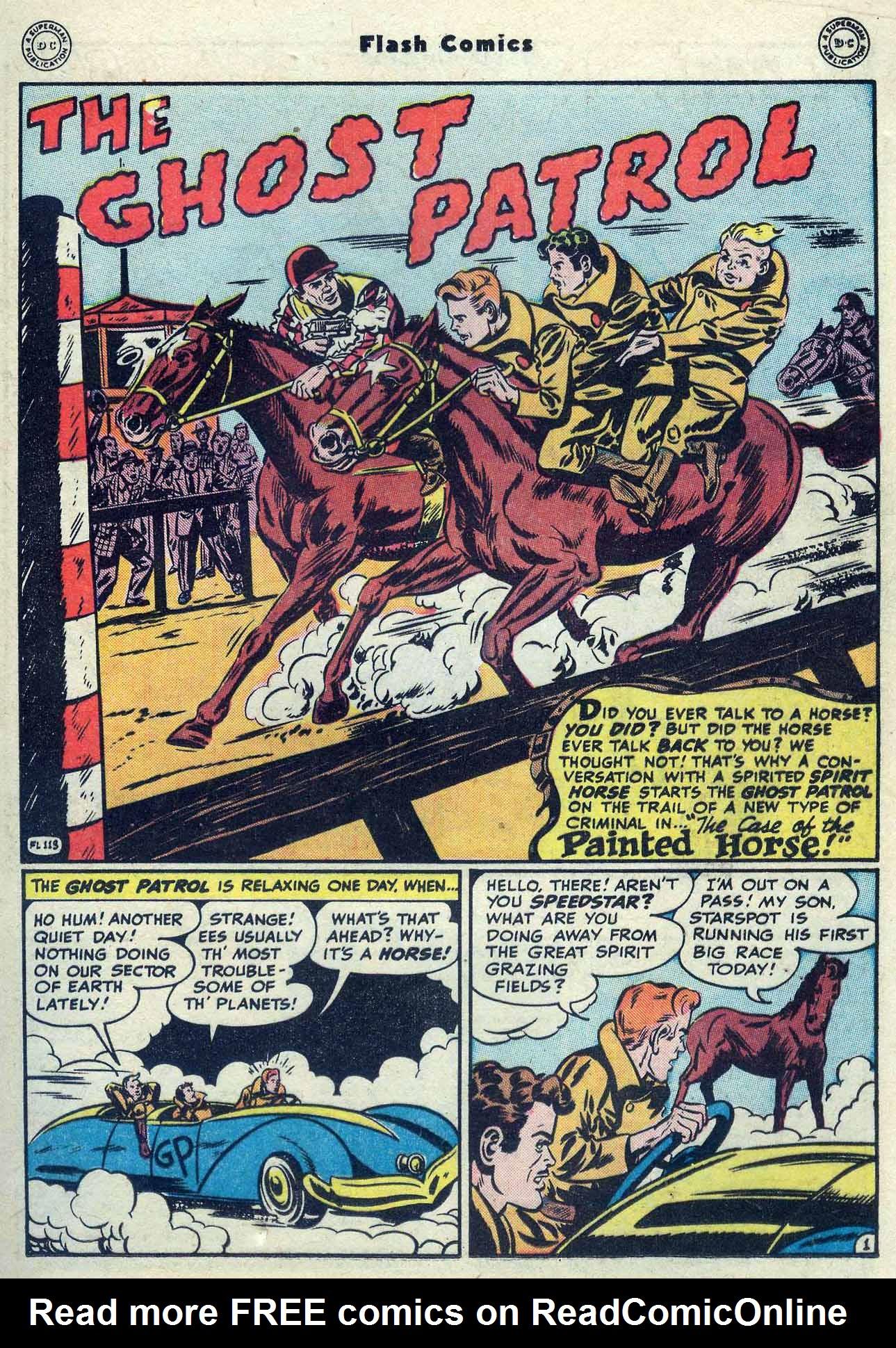 Flash Comics Issue #104 #104 - English 25