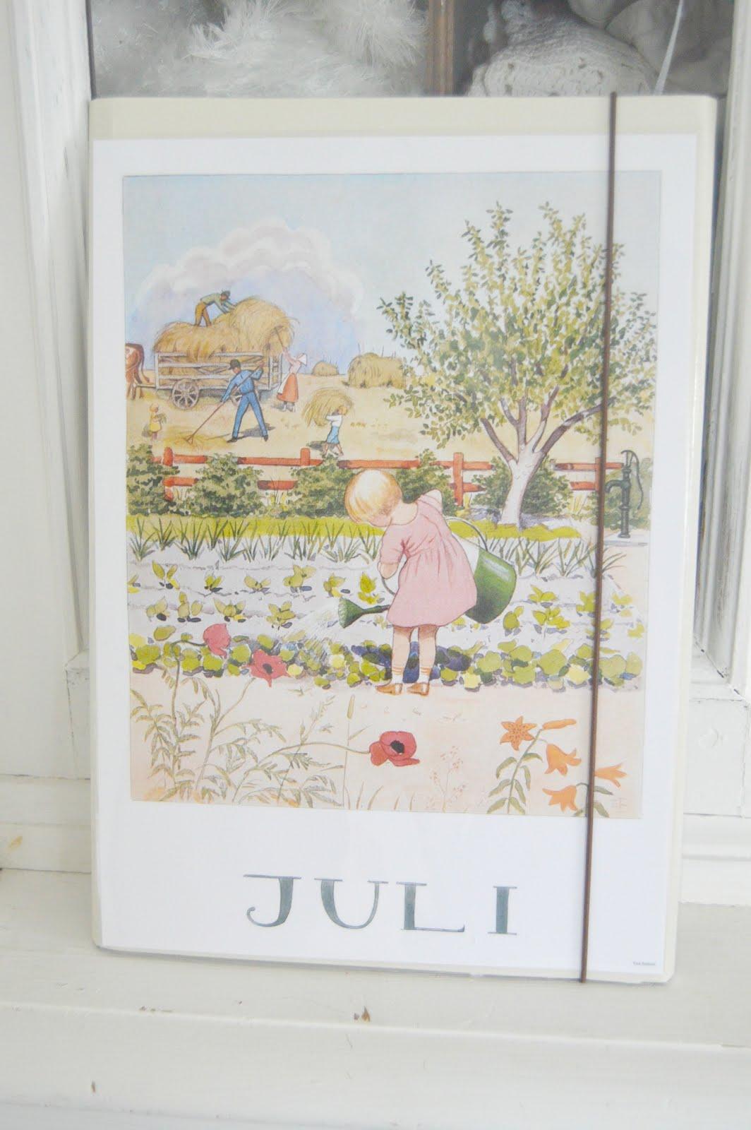 JULI- och sommaren är äntligen här!