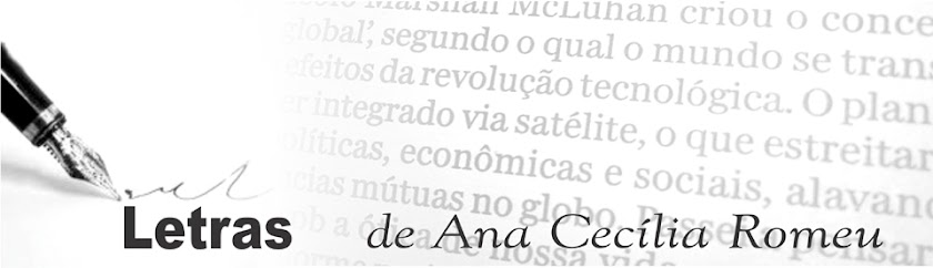 Letras de Ana Cecília Romeu