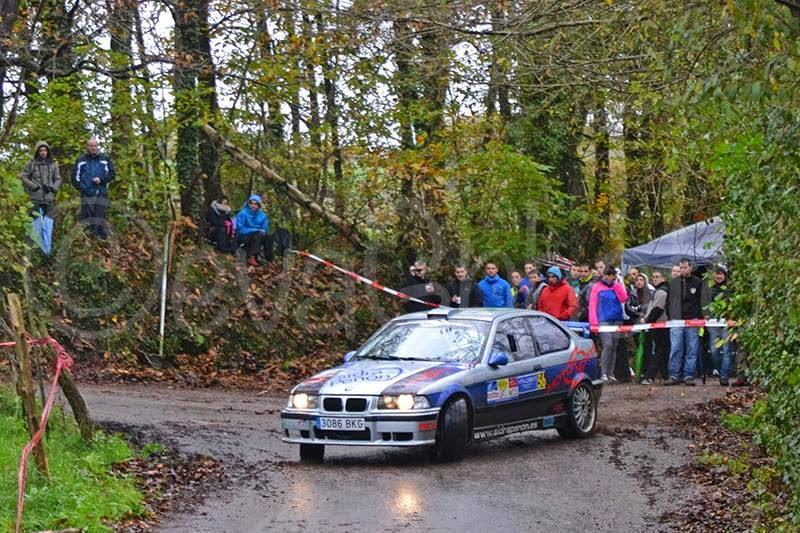 III RallySprint de La Felguera 2014