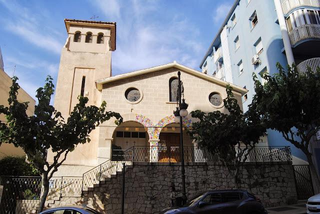 El Campello Ermita Virgen del Carmen Cristina Marco