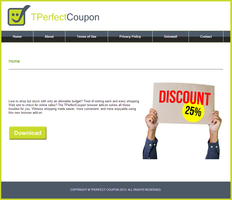 TPerfectCoupon