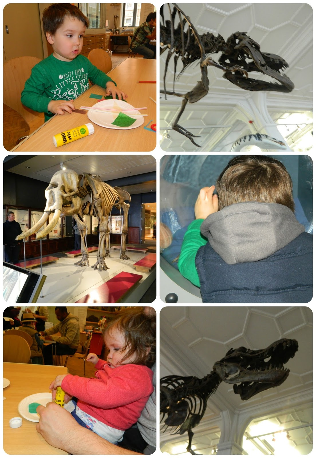 Manchester Museum Stan T-Rex Easter Activities