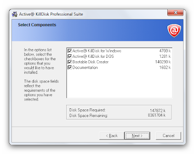 free download active killdisk professional suite 5.0