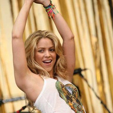 Music N' More: Shakira  Shakira