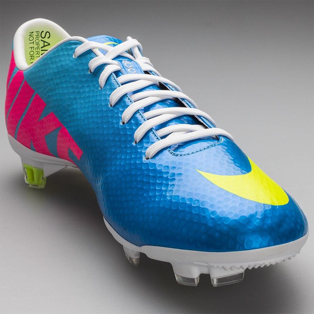 nike mercurial vapor ix neptune blue volt tide pool. Black Bedroom Furniture Sets. Home Design Ideas