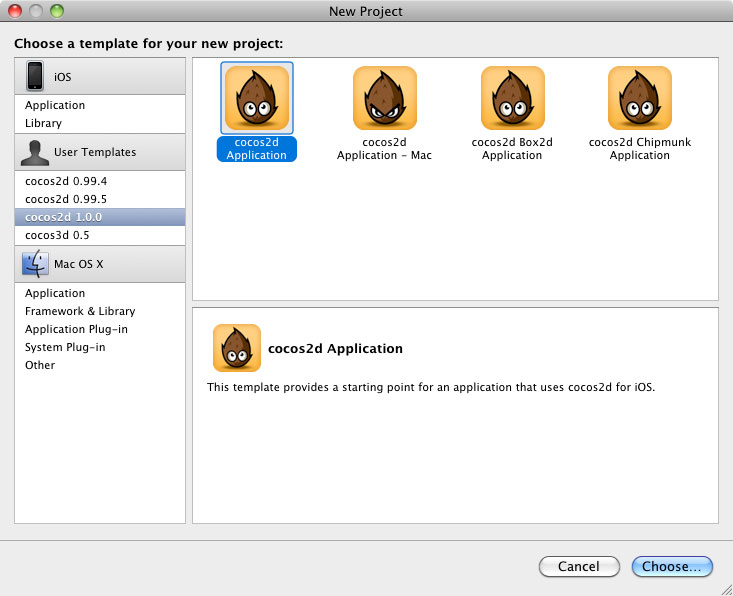 how to make a simple app in xcode