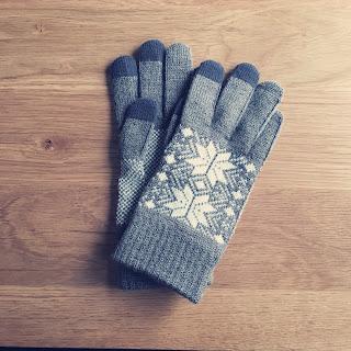無印 スマホ対応 手袋