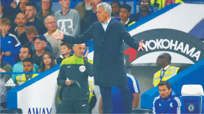 Chelsea manager Jose Mourinho fined £50,000 by FA