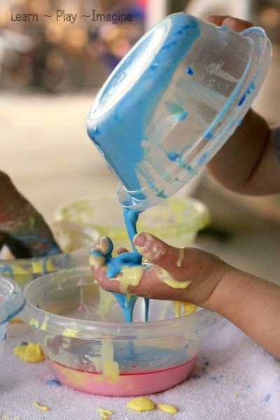 Exploring color theory with Oobleck