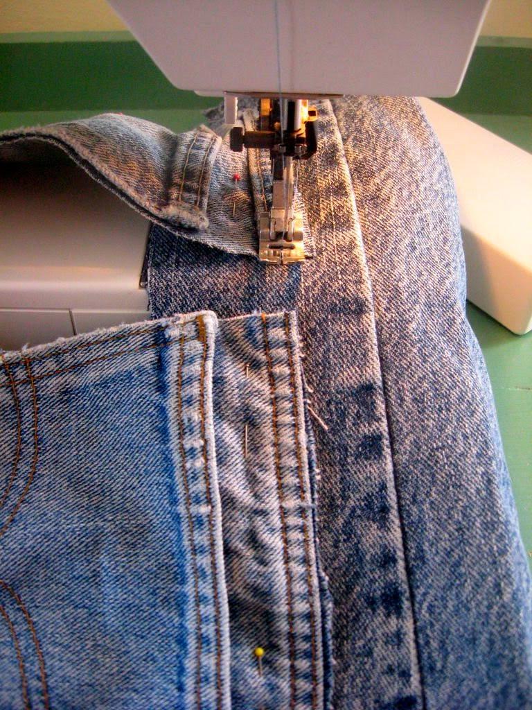 Что можно сшить из старых джинс фото 978