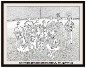 2012 ORWIGSBURG LITTLE LEAGUE CHAMPS