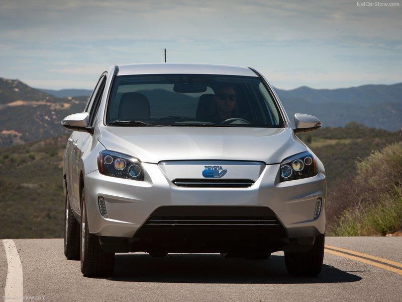 Toyota RAV4 EV 2013 Eléctrica! | Tuning Extremo