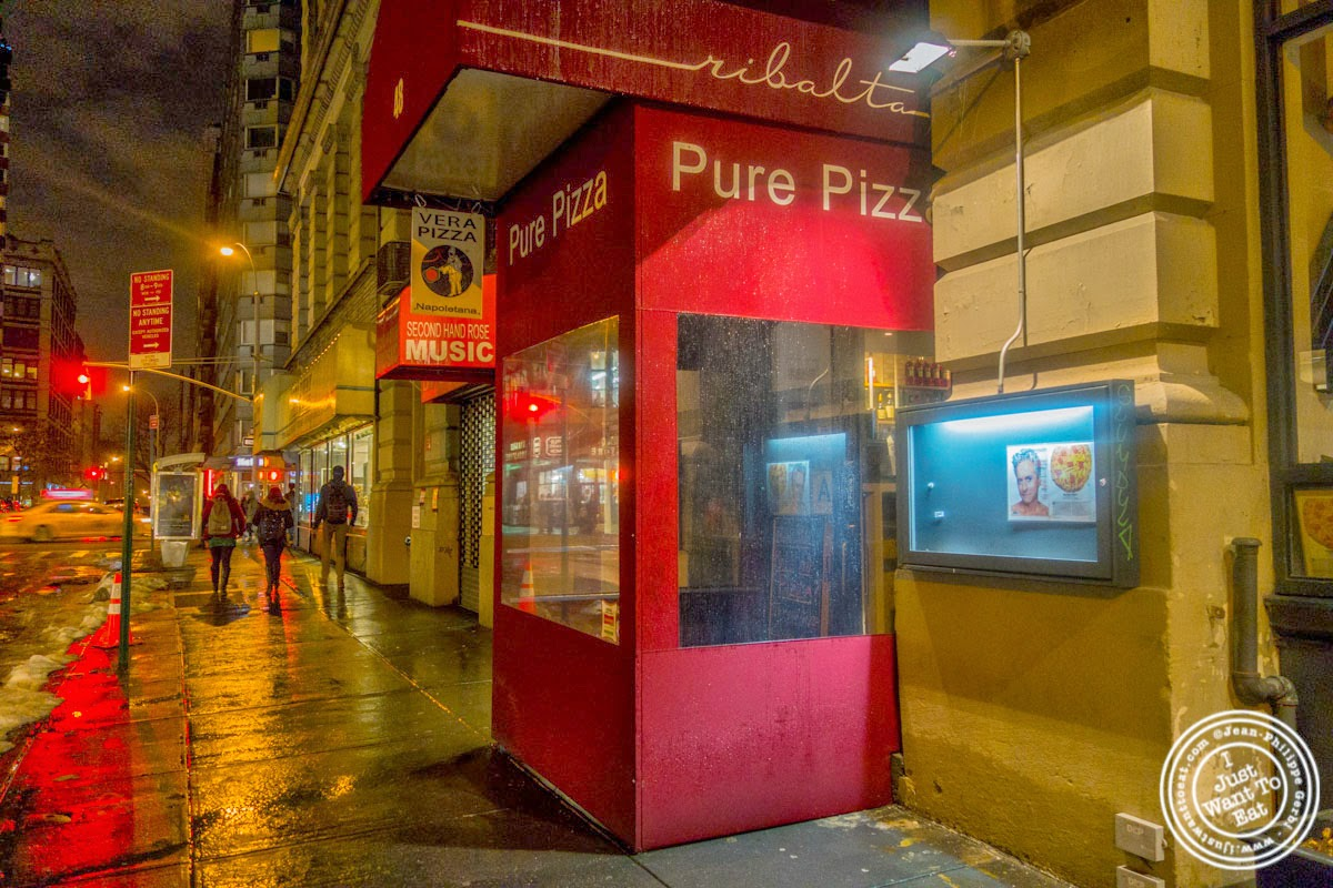 image of Pizzeria Ribalta in NYC, New York