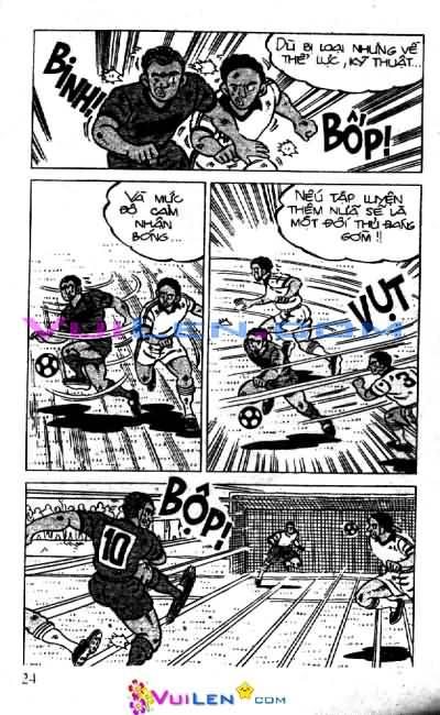 Jindodinho - Đường Dẫn Đến Khung Thành III  Tập 45 page 24 Congtruyen24h