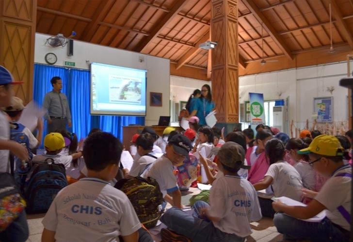 Kunjungan Sekolah CHIS Denpasar ke BPHM I