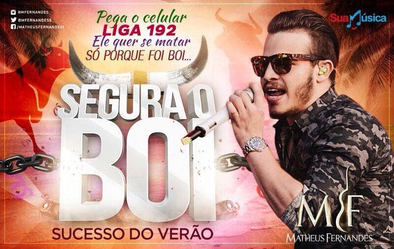 Matheus Fernandes - Segura o Boi Mp3